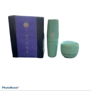 Tatcha Travel Size Deep Cleanser & Water Cream Duo